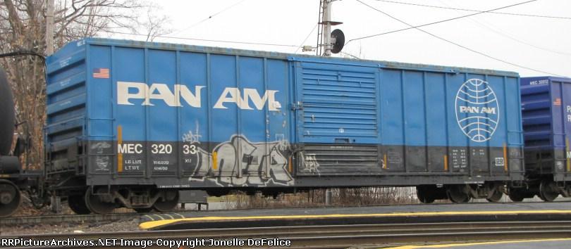 PanAm / MEC #32033