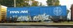 Pan Am/B&M #3303