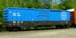 PanAm/B&M boxcar #3297