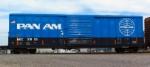 PanAm / MEC boxcar #31955