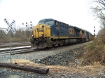 CSX 5354 and 8757