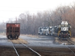 Norfolk Southern Bayview Yard
