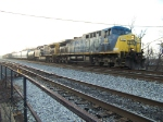 CSX 98 and 168