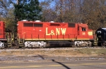 LNW 54 on SB freight