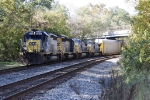 CSX 8318 and friends