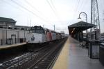 NJT 4124 NJT 4201 Train X233