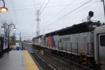 NJT 4201 NJT 4124 Train X233
