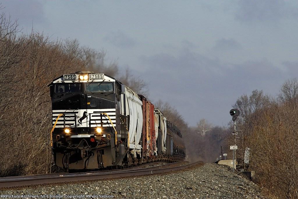 NS 7585 ES40DC