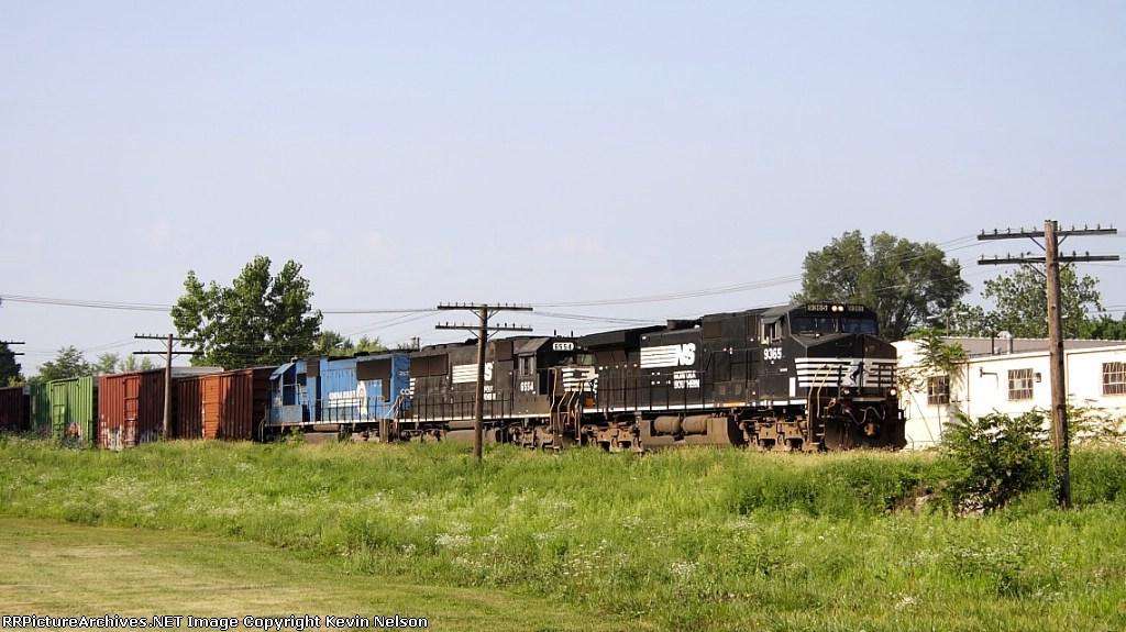 NS 9365 C40-9W