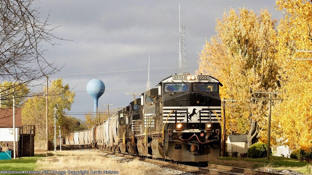 NS 9956 C40-9W
