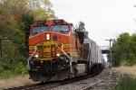 BNSF 4870 C44-9W