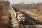BNSF 9629 SD70MAC