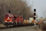 CP 8808 ES44AC