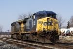 CSX 146 AC44CW