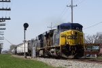 CSX 348 AC44CW