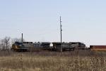 CSX 451 AC44CW