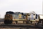 CSX 5204 ES44DC