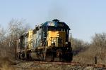 CSX 8181 SD40-2