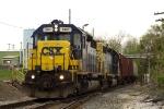 CSX 8881 SD40-2
