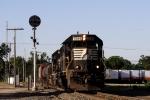 NS 2544 SD70