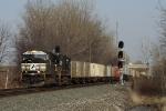NS 2612 SD70M