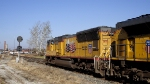 UP 3873 SD70M