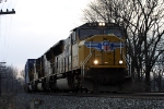 UP 5039 SD70M