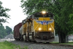 UP 8588 SD70ACe