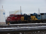 CSX And CP