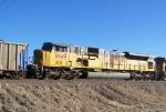 UP 8049 Helps Out on a Coal Train on the Marysville Sub