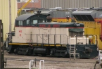 Mid-America Car & Locomotive Switcher