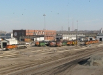 BNSF Argentine Yard Locomotive Facilities