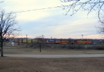 Eastbound BNSF Intermodal