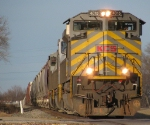 Southbound KCS Manifest