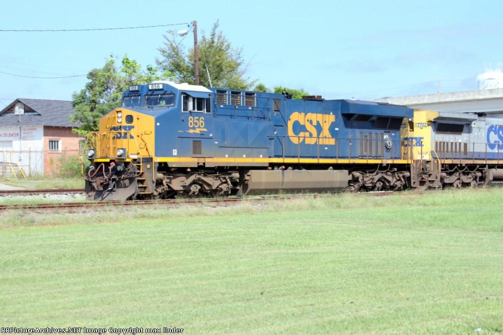CSX 856