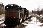 CSX P944-01 RBBB Blue Train