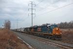 CSX 5439 on CSX G396-07