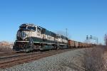 BNSF 9667 on CSX N859