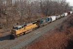 UP 4621 on CSX Q377-15