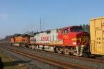 BNSF 780 on CSX Q393-21