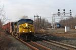 CSX 496 on CSX Q364-21