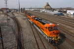 BNSF 6621 on CSX Q381-27 light power