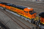 BNSF 7268 on CSX Q381-27 light power