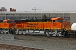BNSF 6621 on CSX Q381-27