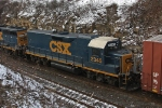 CSX 2345 on Y122-23