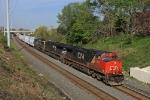 CN 2603 on CSX Q380-04