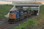 CSX 4768 on CSX Q641-05