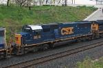CSX 8625 onCSX Q380-07