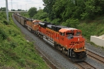BNSF 9148 on CSX N859-30