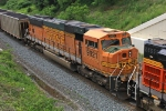 BNSF 9921 on CSX N859-30